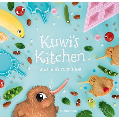 KUWI Kitchen Kids Cook Book