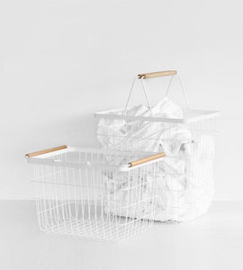 TOSCA Laundry Basket with Handles