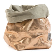 Load image into Gallery viewer, UASHMAMA Metallic Bag Large