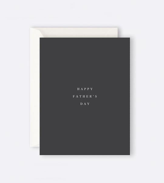 FATHER RABBIT Father's Day Card