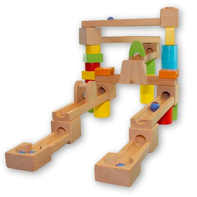 DISCOVEROO Marble Run 40pc Set