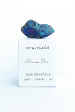 Load image into Gallery viewer, OPAL & SAGE - Raw Crystal