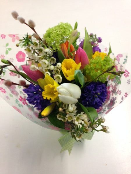 The Fresh Spring Bouquet