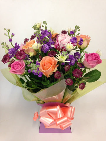The Full of Blooms Bouquet