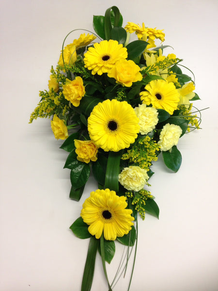 The Yellow Gerbera Single End