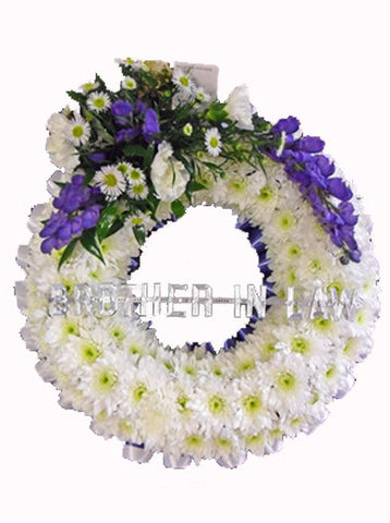 The Classic Wreath - 3 Colours