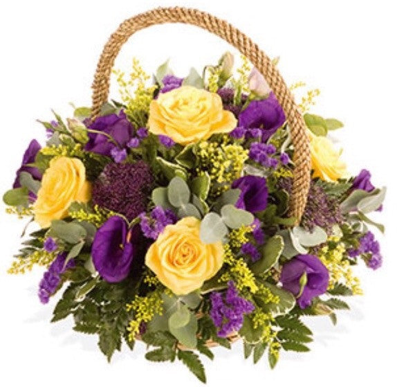 The Sunshine day basket