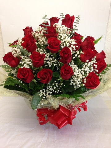 Big and Beautiful Red Rose Bouquet 40