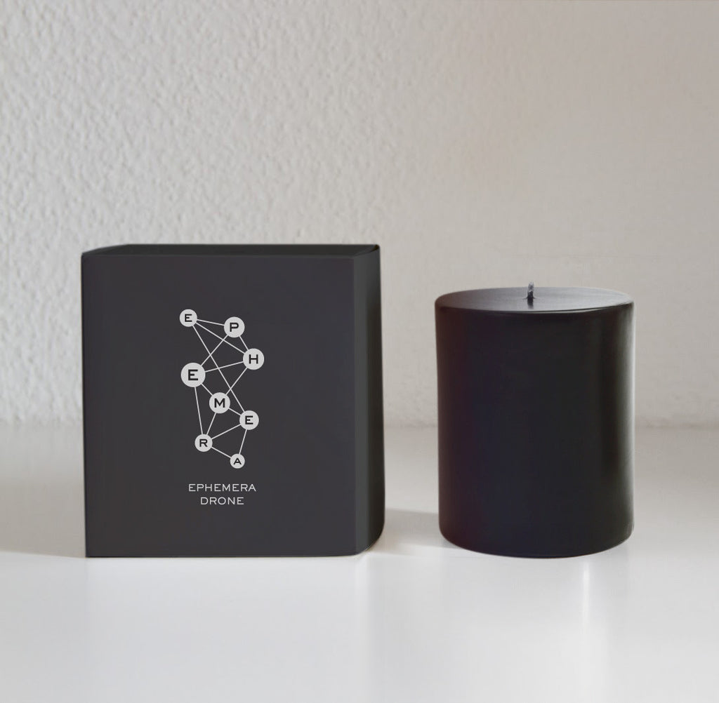Scented Candle - Drone