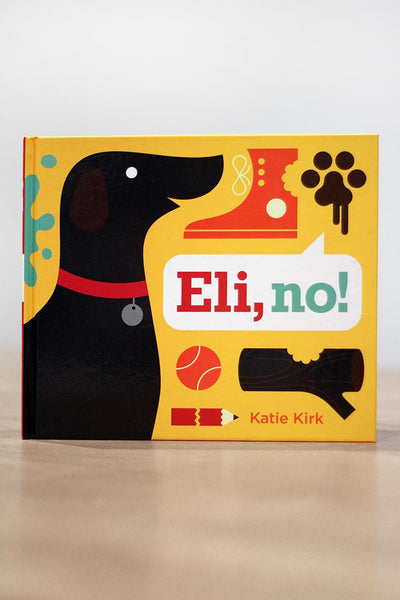Childrens book Eli No cover