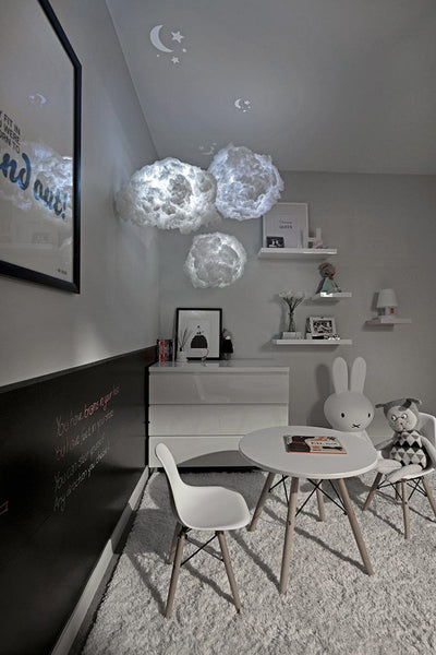 Led Shop Lights >> Cloud light - add a touch of magic to a nursery or kids room – Lil Spaces