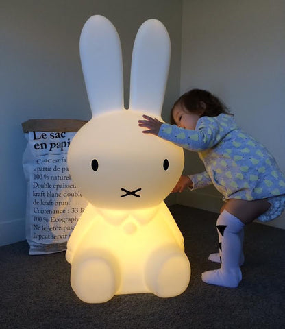 Miffy lamp XL from lilspaces.com