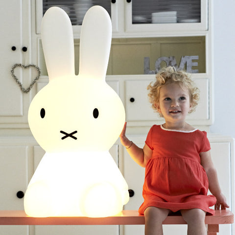 Miffy lamp XL available from lilspaces.com