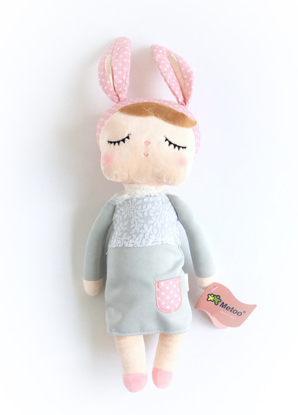 MeToo Angela Rabbit girl doll from lilspaces.com