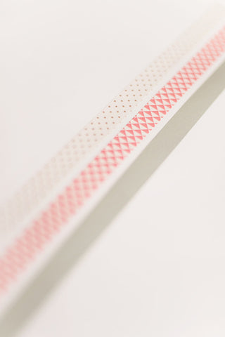 Washi tape pink gold grey, pink gold grey masking tape
