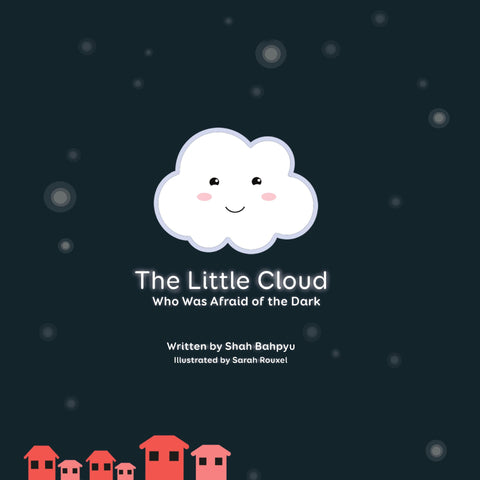 The Little Cloud Who Was Afraid of The Dark - Free shipping within Australia