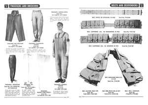 Quartermaster Supply Catalog QM1: Enlisted Men's Clothing and Equipment