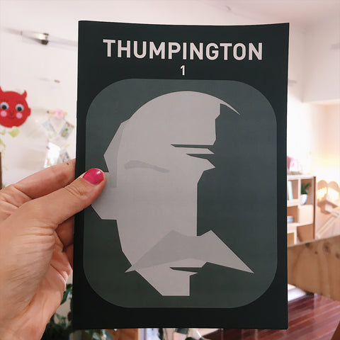 'Thumpington 1' Brendan Foley