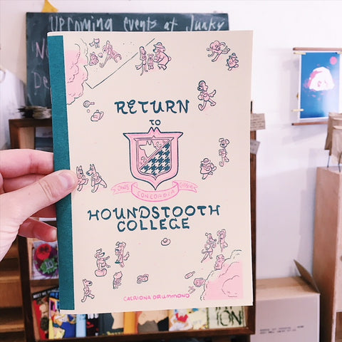 'Return To Houndstooth College' Catriona Drummond