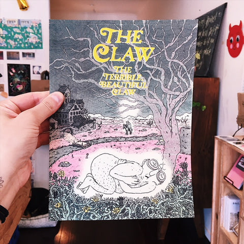 'The Claw: The Terrible, Beautiful Claw' Marc Pearson
