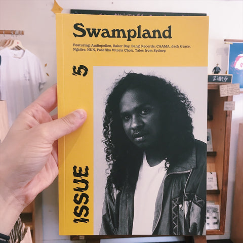 Swampland Magazine Issue 5