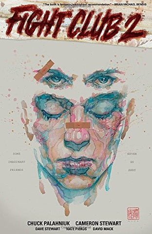 'Fight Club 2' Chuck Palahniuk