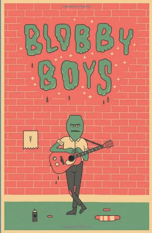 'Blobby Boys' Alex Schubert