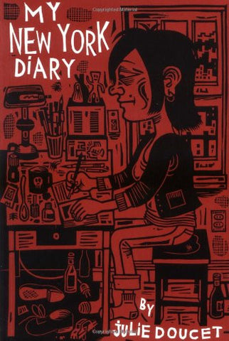 'My New York Diary' Julie Doucet