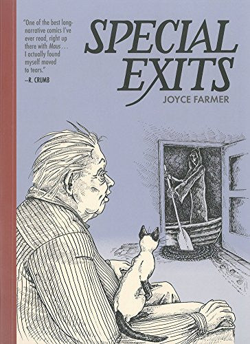 'Special Exits' Joyce Famer