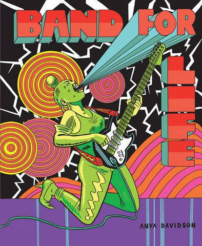 'Band For Life' Anya Davidson
