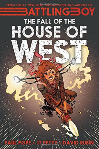 'The Fall of the House of West' Paul Pope