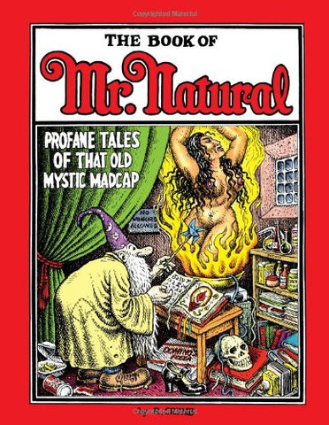 'The Book of Mr. Natural' Robert Crumb