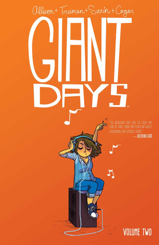 'Giant Days: Volume 2' John Allison