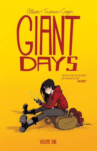 'Giant Days: Volume 1' John Allison