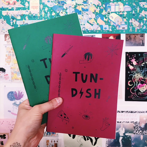 The Tundish Review Issue 8