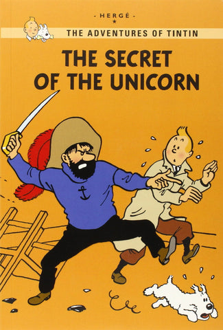 'The Adventures of Tintin: The Secret Of The Unicorn' Hergé