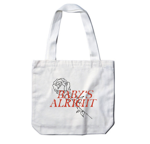 'Baby's Alright' Tote