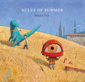 'Rules of Summer' Shaun Tan