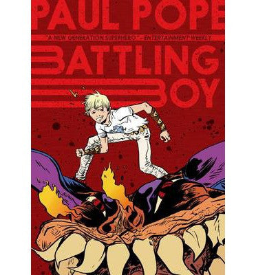 'Battling Boy' Paul Pope