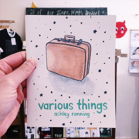 'Various Things' Ashley Ronning