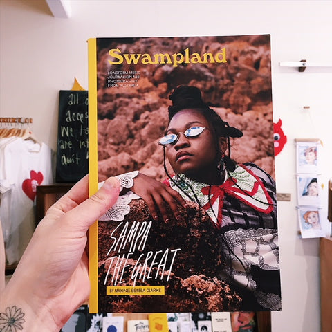Swampland Magazine Issue 4