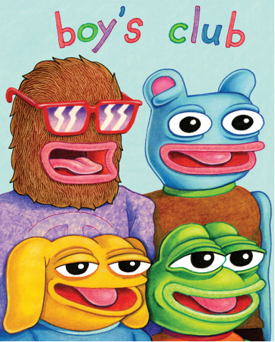 'Boy's Club' Matt Furie