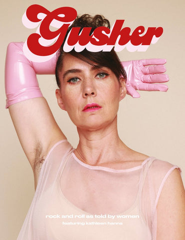 Gusher Magazine Issue 3