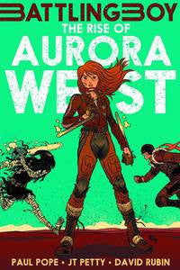 'Battling Boy: Rise of Aurora West' Paul Pope