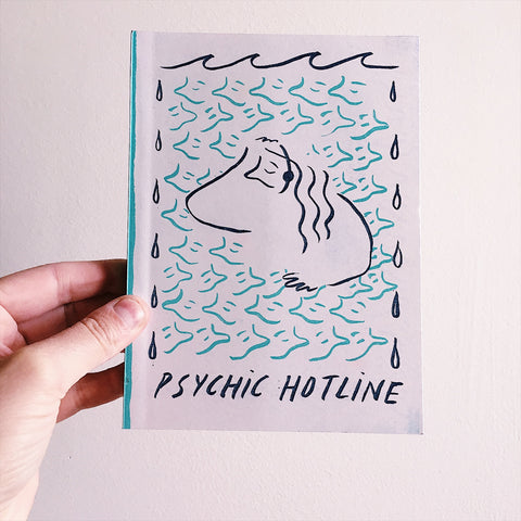 'Psychic Hotline' Leonie Brialey