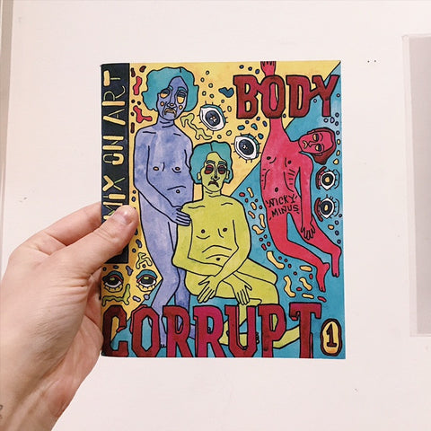 'Body Corrupt' Nicky Minus