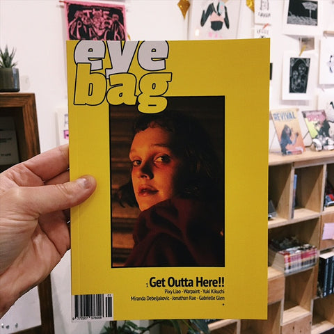 'Eyebag' Magazine