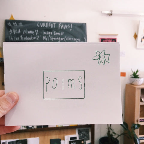 POIMS #1 Zine