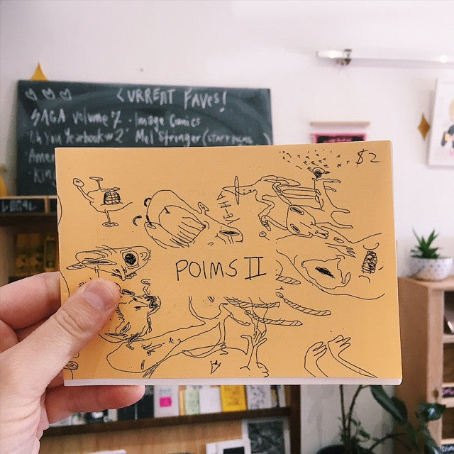 POIMS #2 Zine