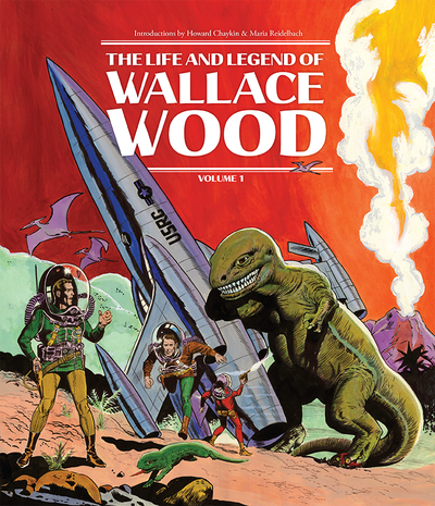 'The Life and Legend of Wallace Wood' Wallace Wood
